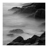 Rocks in Mist 2 Poster