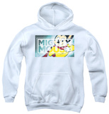 Youth Hoodie: Mighty Mouse - Mighty Recreationtangle Pullover Hoodie