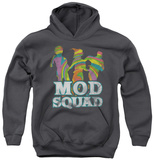 Youth Hoodie: Mod Squad - Mod Squad Run Groovy Pullover Hoodie