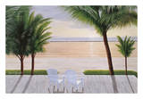 Palm Daydreaming Prints by Diane Romanello
