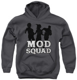 Youth Hoodie: Mod Squad - Mod Squad Run Simple Pullover Hoodie