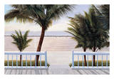 Palm Bay Prints by Diane Romanello