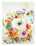 Gardenia 14 Prints by Karin Johannesson