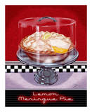 Lemon Meringue Pie Prints by Sheri Warren