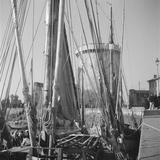 La Rochelle, vieux-port et tour de la Chaîne Photographic Print by  Feher