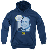 Youth Hoodie: Taxi - Shut Your Trap Pullover Hoodie