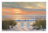 Paradise Sunset Prints by Diane Romanello