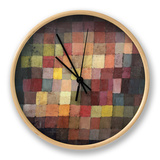Ancient Harmony, c.1925 Clock by Paul Klee