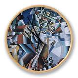 The Knife Grinder, 1912-13 Ur af Kasimir Malevich