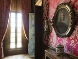 Château de Champs-sur-Marne, salon rouge Photographic Print by Colombe Clier