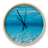 Sandy Seabed Underwater View, Indo-Pacific Clock by Jurgen Freund