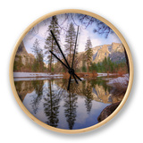 Inside the Valley, Yosemite Clock by Vincent James