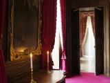 Château de Champs-sur-Marne, fumoir, porte entrouverte vers le salon chinois Photographic Print by Colombe Clier