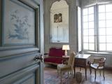 Château de Champs-sur-Marne, chambre bleue Photographic Print by Colombe Clier