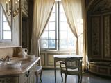 Château de Champs-sur-Marne, salle de bains de la chambre de Madame Photographic Print by Colombe Clier