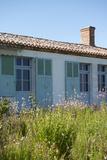 Maison de Georges Clemenceau vue depuis la terrasse fleurie Photographic Print by Colombe Clier