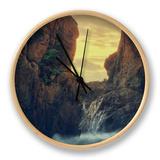 Cove Drama, Big Sur Clock by Vincent James