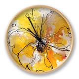 Allure V Clock by Rikki Drotar