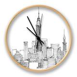 New York Skyline Crop Ur af Avery Tillmon