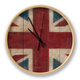 Union Jack Horloge par Avery Tillmon