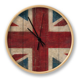 Union Jack Klok van Avery Tillmon