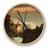 Light Splash at Big Sur Clock by Vincent James
