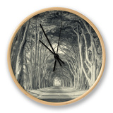 Cypress Tree Road, Point Reyes Clock by Vincent James