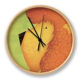 Lion Wow Clock by Ryan Fowler