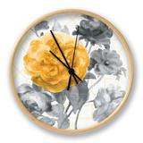 Geometric Watercolor Floral II Ur af Danhui Nai
