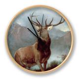 Dalens monark, 1851 Ur af Edwin Henry Landseer