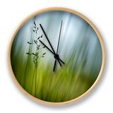 Morning Grass Klokke av Ursula Abresch