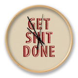 Get Shit Done - Saat