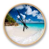 Tropical Beach, Seychelles, Indian Ocean, Africa Ur af Sakis Papadopoulos