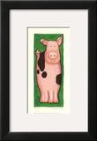 Percy Print by Kate Mawdsley