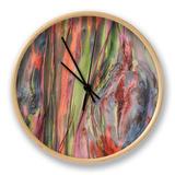 Rainbow Eucalyptus Detail, Hawaii Ur af Vincent James
