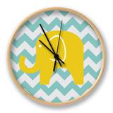Chevron Elephant Ur af N. Harbick