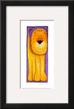 Leo Prints by Kate Mawdsley