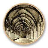 Salisbury Arches Clock by Judith Bartos