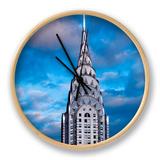 Chrysler-bygningen, på engelsk Ur af Jean-pierre Lescourret