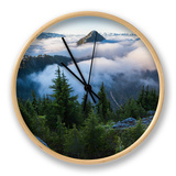 North Cascades National Park, Washington Clock by Ethan Welty