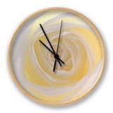 Rose Clock by Nadia Isakova