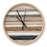 Abstract Balance VII Clock by Lisa Audit