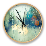 In the Rain Clock by Max Hertlischka