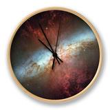 Happy Sweet Sixteen Hubble Telescope Starburst Galaxy M82 Space Photo Art Poster Print Ur