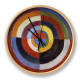 Primo disco, 1912 Orologio di Robert Delaunay