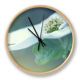 Dogwood Dream Clock by Vincent James