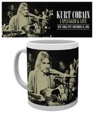 Kurt Cobain - Unplugged Mug Taza