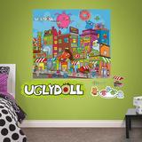 UGLYDOLL: UGLYVERSE Mural Wall Mural