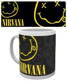 Nirvana - Smiley Mug Krus