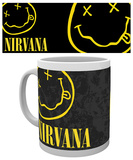 Nirvana - Smiley Mug Mug
